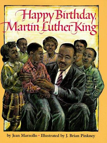 Download Happy birthday, Martin Luther King