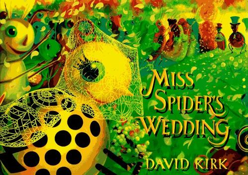 Download Miss Spider's wedding