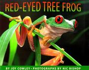 Red-Eyed Tree Frog cover