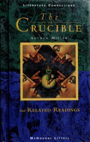 Cover of: Crucible   Arthur Miller