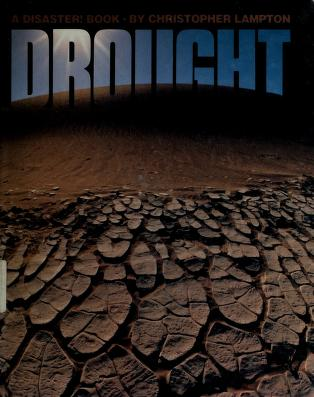 Cover of: Drought | Christopher Lampton
