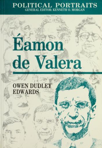 Cover of: Eamon de Valera | Owen Dudley Edwards