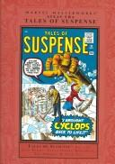 Marvel Masterworks Atlas Era Tales Suspense 1 by Jack Kirby