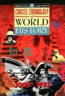 Webster's 21st century chronology of world history, 3000 BC-1993 by David Rubel