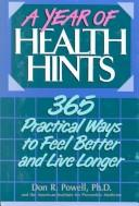 A year of health hints