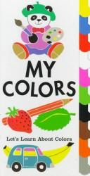 My Colors by Keith Faulkner