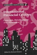 Offshore Financial Centres by Richard Roberts