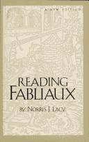 Reading fabliaux by Norris J. Lacy