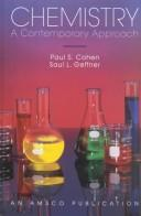 Chemistry by Paul S. Cohen, Saul Geffner