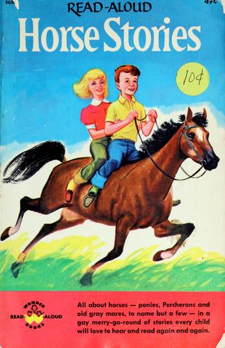 Read aloud horse stories by Mabel Watts