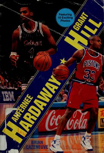 Anfernee Hardaway Grant Hill by Brian Cazeneuve