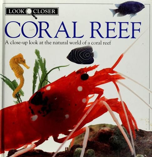 Coral reef by Burton, Jane.