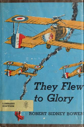 They flew to glory by Robert Sidney Bowen