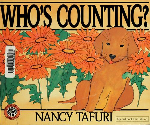 Who's counting? by Nancy Tafuri