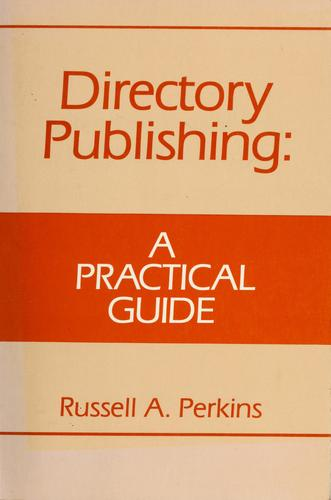 Directory publishing by Perkins, Russell.