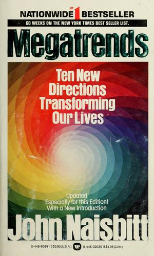 Megatrends by John Naisbitt