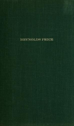 A generous man by Reynolds Price