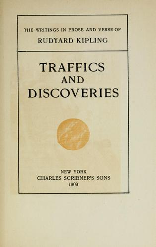 Traffics and Discoveries by Rudyard Kipling