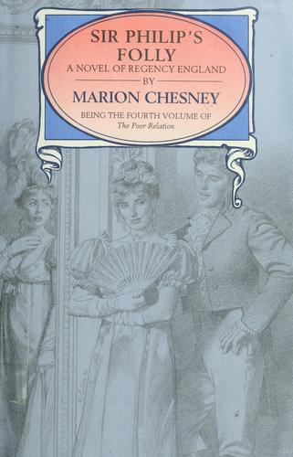 Sir Philip's folly by Marion Chesney