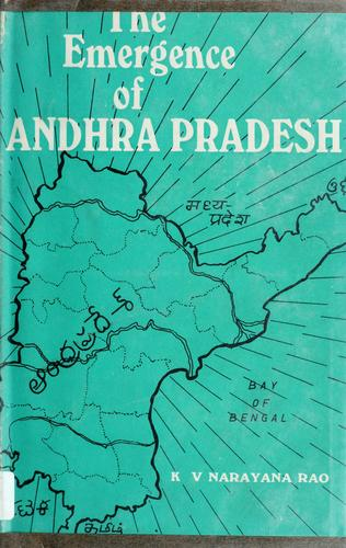 The emergence of Andhra Pradesh