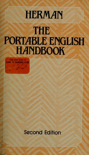 The portable English handbook