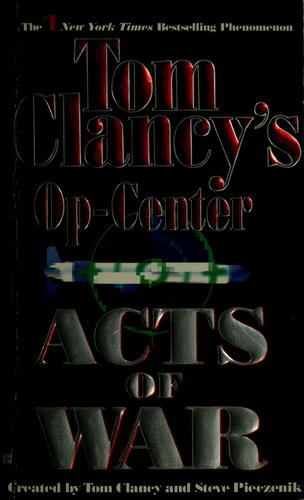 Acts of War by Tom Clancy, Jeff Rovin