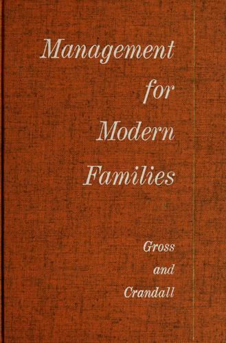Management for modern families