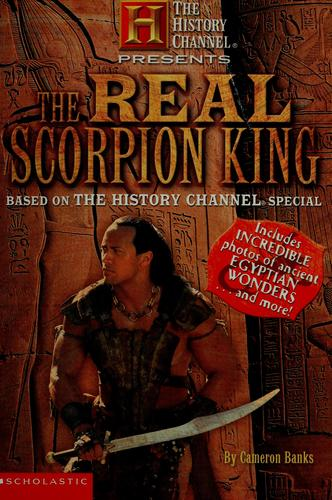 The real scorpion king by Cameron Banks