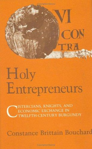 Holy entrepreneurs by Constance Brittain Bouchard