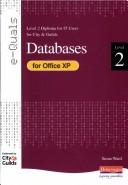 E-Quals Level 2 Databases for Office XP (E-Quals) by Sue Ward