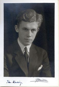 Photo of Sten Ingvar Karling