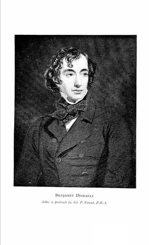 Photo of Benjamin Disraeli
