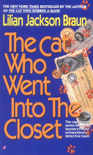 The cat who went into the closet by Jean Little