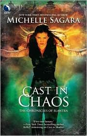 Cast in Chaos (Chronicles of Elantra #6) by Michelle Sagara