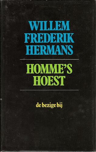 Homme's hoest by Willem Frederik Hermans