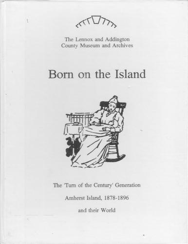 Born on the Island by Jennifer L. Bunting