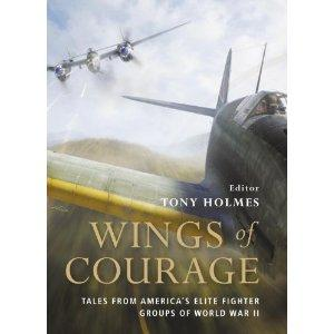 Wings of Courage by Tony Holmes