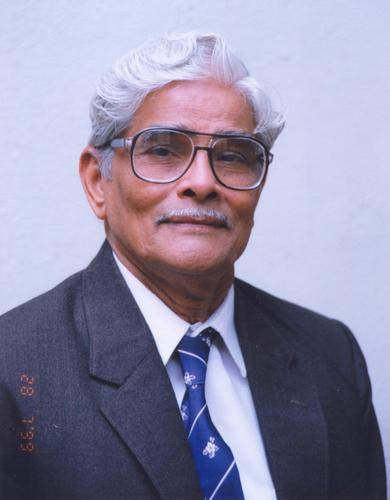 Photo of B. B. Rajapurohit