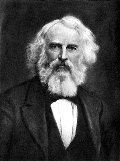 Photo of Henry Wadsworth Longfellow