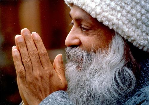 Photo of Bhagwan Rajneesh
