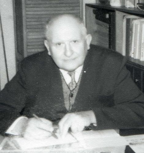 Photo of André Baudrit
