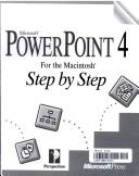 Microsoft Powerpoint 4 for the Macintosh by Perspection Inc.