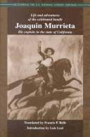Joaquin Murrieta by Ireneo Paz