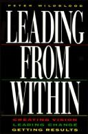 Leading from Within by Peter Wildblood