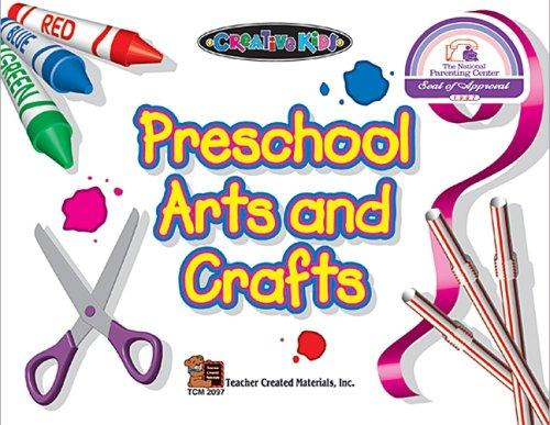 Preschool arts and crafts by Grace Jasmine