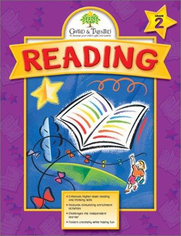 Gifted & Talented Reading, Grade 2 by Tracy Masonis