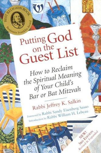 Putting God On The Guest List by Jeffrey K. Salkin