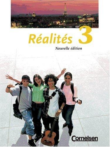 Realites 3. Nouvelle edition by Marlisa Szwillus