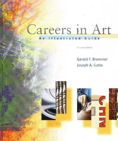 Careers in art by Gerald F. Brommer