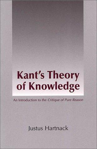 Image 0 of Kant's Theory of Knowledge
